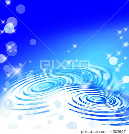 水面 波纹 涟漪