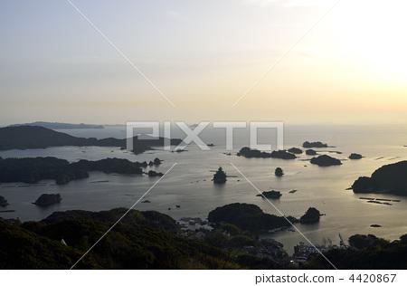 九十九岛 佐世保 绝美的景色