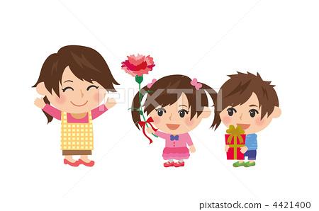 人 人类 母亲节