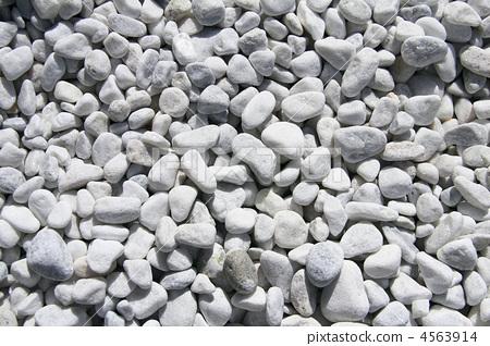 照片: 白色石头 石子 无情的