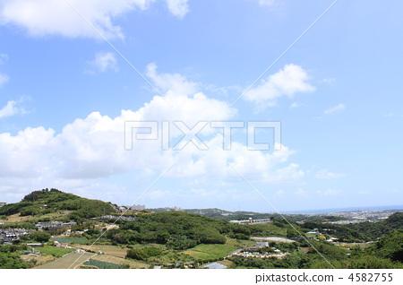 图库照片: 山丘 山 风景