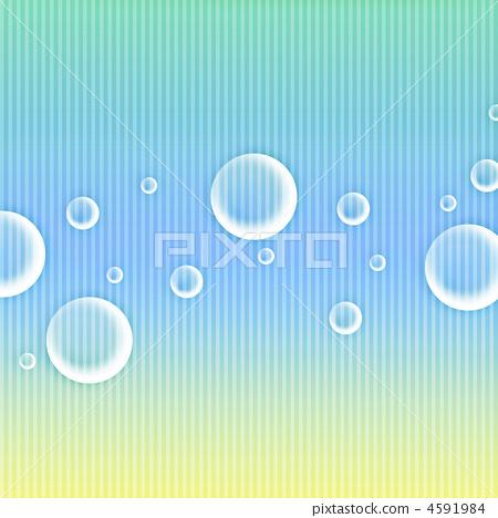 图库插图: 泡沫 啤酒泡沫 泡泡