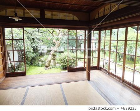 房屋 日式房屋 房子