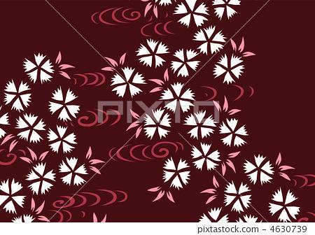 剪纸六角花步骤图