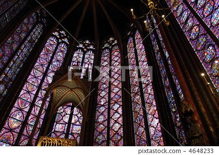 图库照片: 彩色玻璃 工业艺术品 手工艺品