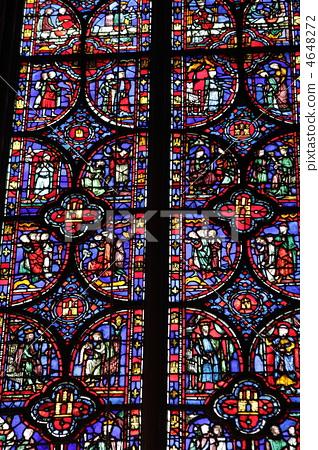 图库照片: 彩色玻璃 传统工艺 工业艺术品
