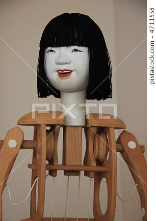 洋娃娃 木偶 牵线木偶