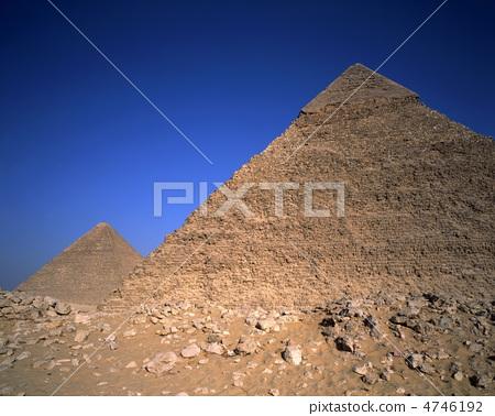 金字塔 石头建筑 世界遗产