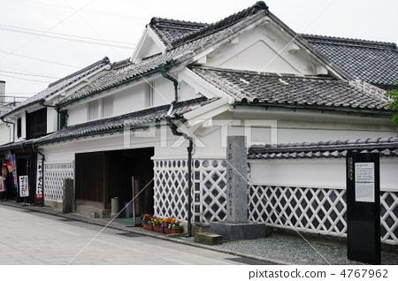 日式房屋 古迹 福冈
