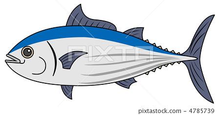 飞鱼简笔画图片大全大图