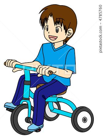 三轮车 自行车