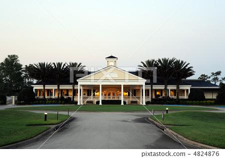 会所 高尔夫球俱乐部 历史建筑