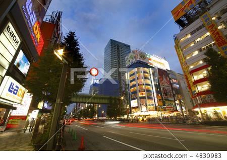 日本风景 东京 秋叶原 照片 城市 电子产品街区 电器城(秋叶原) 首页