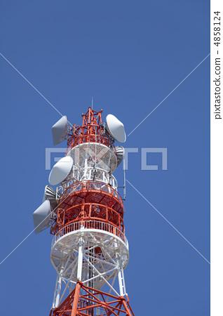塔 天线杆 无线电塔