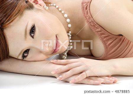 照片素材(图片): 人物 女生 女孩