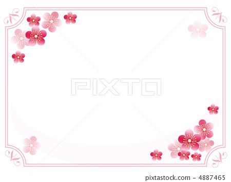 ppt 背景 背景圖片 邊框 模板 設計 相框 450_356