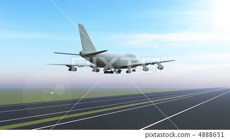 喷气式飞机 车辆