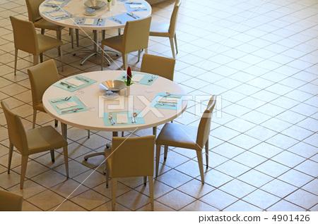 桌子 椅子 餐厅