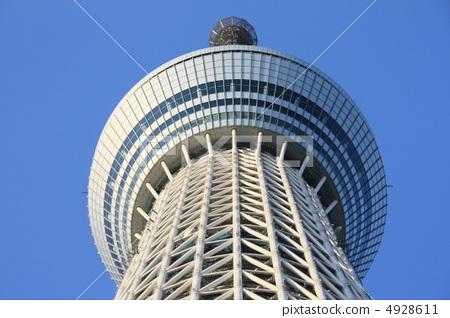 东京晴空塔 天文台 无线电塔