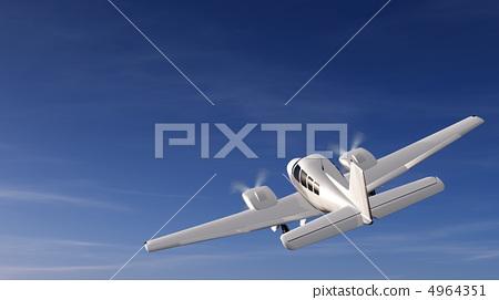 支柱飞机 螺旋桨飞机 飞机