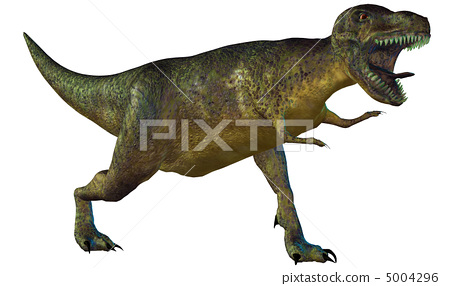 插图素材: 恐龙 霸王龙 国王