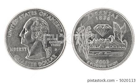 quarter dollar是哪個意思?