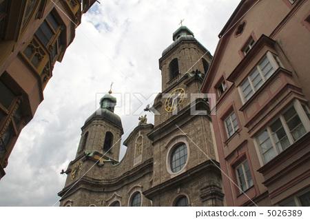 图库照片: 教会 教堂 基督教
