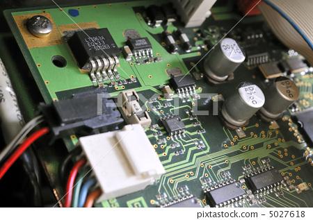 印刷电路板 集成电路 站台