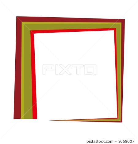 图库插图: 四边形 剪贴画 白色空间