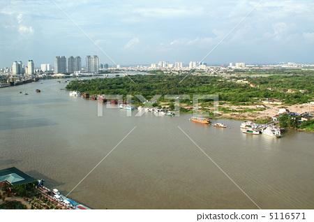 河 照片 湄公河 河 胡志明市 首页 照片 风景_自然 河_池塘 河 湄公