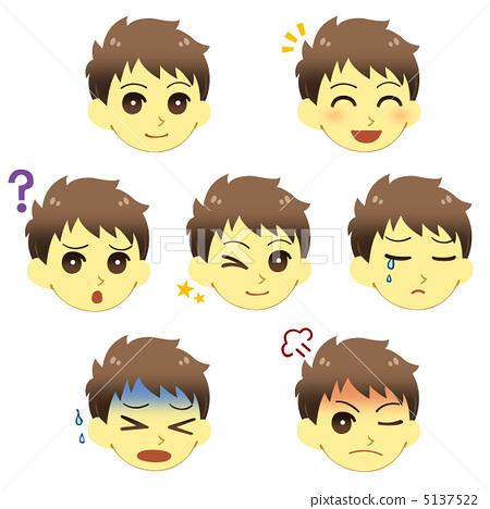 表达式 表达 面部表情