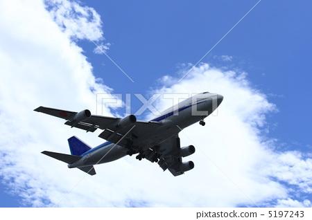 喷气式飞机 客用飞机 巨型的-图库照片