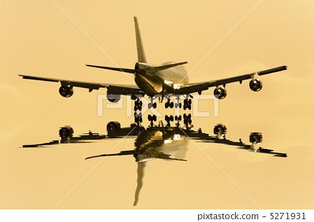 喷气式飞机 游览 观光