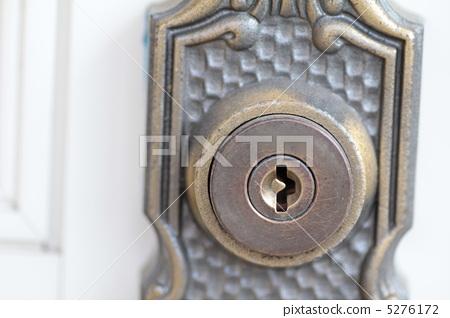 划痕 首页 照片 日用品 建材 钥匙 钥匙孔 钥匙 划痕  *pixta限定素材