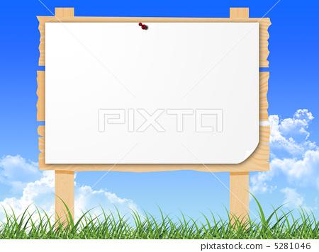 首页 插图 文具 木板 公告板 布告板 告示板 新闻  *pixta限定素材仅