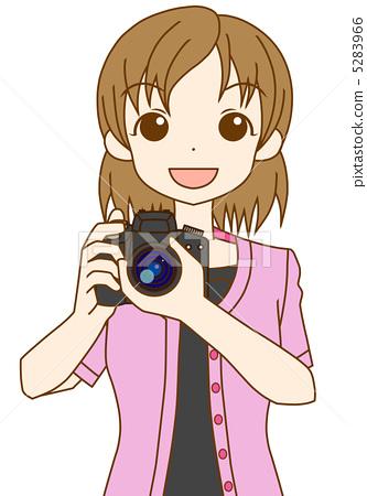摄影师 摄影 单反相机