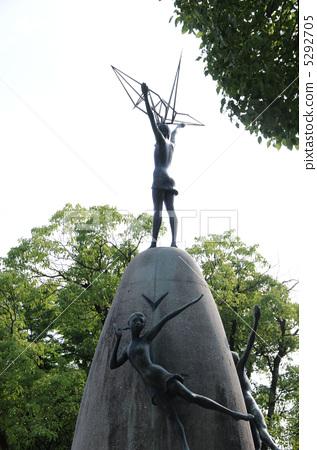 孩子们的和平碑 平和公园(名古屋) 广岛和平纪念公园