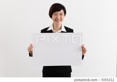 白板 空白页 海报