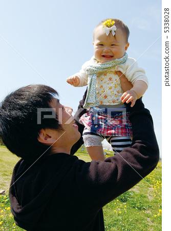 图库照片: 父亲 爸爸 拥抱