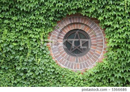 照片 业种_产业 土木 建筑业 圆窗 建筑 建筑结构  *pixta限定素材仅