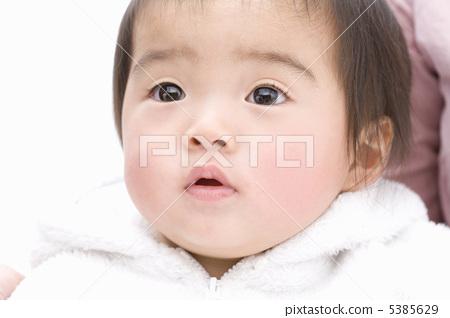 九月大宝宝头部结构
