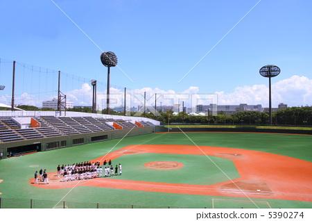 棒球场 球场 体育场