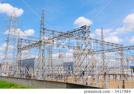 商务_工作 商务用品 用品 变电站 电源 电力公司  *pixta限定素材仅在