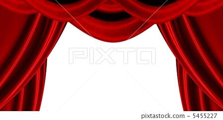 插图素材: 阶段 舞台 毕业典礼