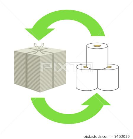 首页 插图 日用品 日用品 卫生纸 卫生纸 厕纸 废纸  *pixta限定素材