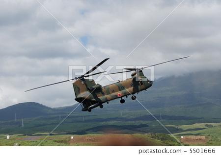 直升飞机 直升机 奇努克