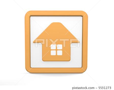 房屋 家 图标