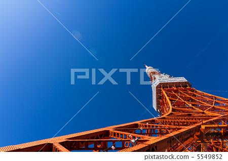 塔 无线电塔 天线杆