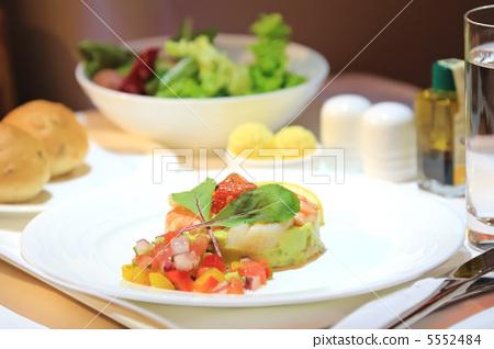 食物 西餐 吃