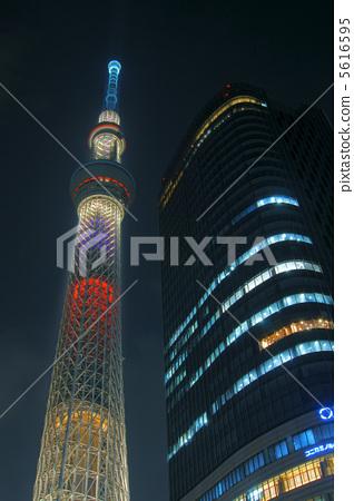 东京晴空塔 5616595